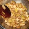 バナナトラップを混ぜ混ぜ